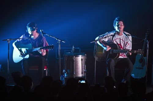 """Watch Animal Collective Debut New Song """"Sea Of Light"""" In Atlanta"""