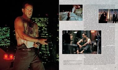 Holiday Gift Alert! Book Review: Die Hard: The Ultimate Visual History by James Mottram and David S. Cohen