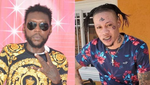 Intence Responds To Vybz Kartel Over Fake Views With Strong Spotify Numbers