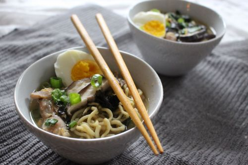 This 1-Pot Chicken Miso Ramen Just Takes 30 Minutes to Make