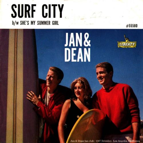 """The Number Ones: Jan And Dean's """"Surf City"""""""
