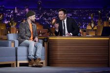 Justin Timberlake Reunites With BFF Jimmy Fallon & Makes His Vocal Rest Hilarious on 'Tonight Show': Watch