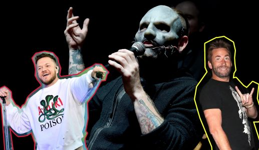 Slipknot Singer and Arbiter of Taste Corey Taylor Hates Imagine Dragons
