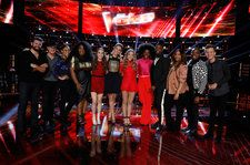 'The Voice' Recap: Top 12 Sing Personal Songs in Live Performances