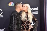 Ashlee Simpson and Evan Ross Shine So Bright at the BBMAs, You'll Need Sunglasses