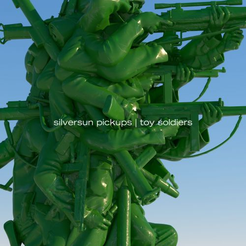 "Silversun Pickups - ""Toy Soldiers"""