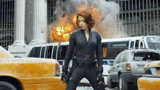 Scarlett Johansson's Stuntwoman Does These Ab Exercises to Train For the Avengers Films