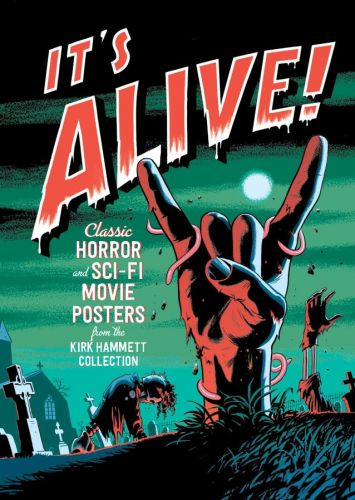 KIRK HAMMETT's Horror And Sci-Fi Film Art Collection To Be Displayed In Toronto Next Year