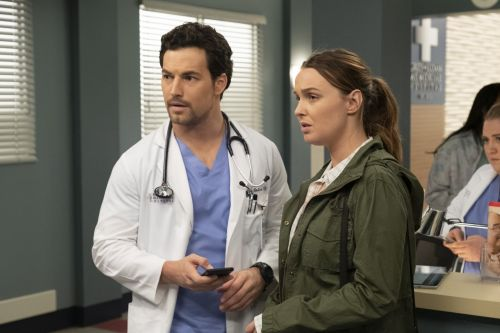 What Grey's Anatomy Gets Right - and Wrong - About Women in Crisis