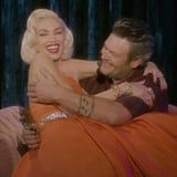 Gwen Stefani Teases a Holiday Music Video Starring - You Guessed It - Blake Shelton