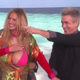 Julia Roberts Can-NOT Keep It Together During This Absurd Reunion With Dermot Mulroney