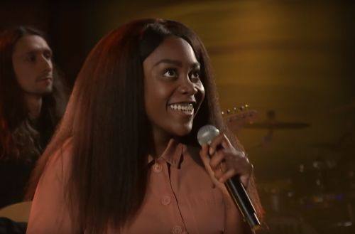 Noname's TV Debut on 'Colbert' Was a Glorious Statement of Intent