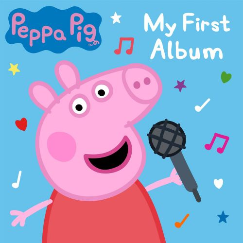 """Peppa Pig Sued For Ripping Off Louise Redknapp's '90s Hit """"Naked"""""""