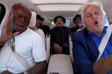 Seal Quizzes Jay Leno About Hip-Hop in 'Carpool Karaoke: The Series' Episode