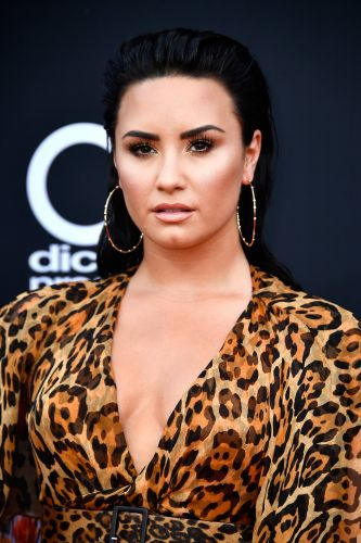 Demi Lovato Just Changed Her Hair Color -and Revealed It in a Sneaky Way