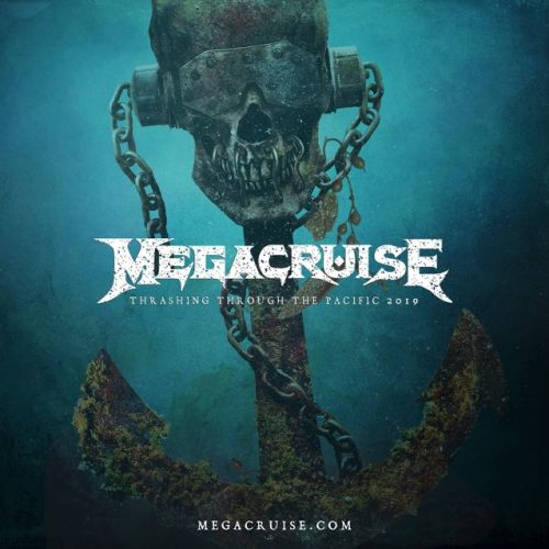 MEGADETH Announces First-Ever 'Megacruise'