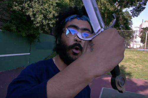 How to Rap with a Sword: milo, Rapitalism, and Feeding Hunger with Thingness