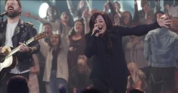 'The Blessing' Kari Jobe And Cody Carnes With Elevation Worship