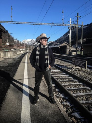 Album Reviews: Tom Russell - October in the Railroad Earth and More New Music