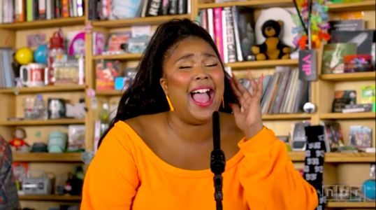 Lizzo's Tiny Desk Concert Will Bring Joy to Your Heart