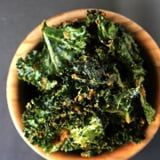 Put the Cheetos Aside For Cheesy Kale Chips