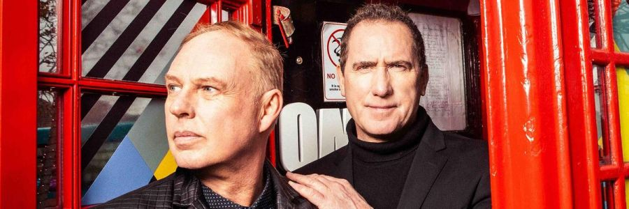 Popular Culture Is Eating Its History and OMD Are Not Complaining