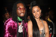 Cardi B Shares Photo From Secret Wedding to Offset on One Year Anniversary