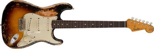 Pearl Jam's Mike McCready Unveils Signature Fender Stratocaster