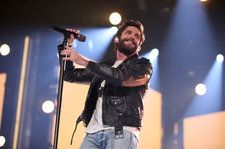 Thomas Rhett Helps Young Cancer Survivor Complete Her Wishlist at His Concert