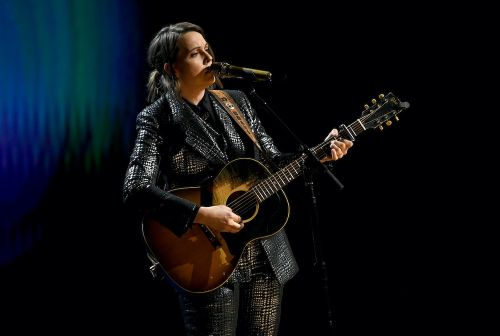 """Brandi Carlile """"Surprised And Disappointed"""" Grammys Are Categorizing Her New Single As Pop, Not Roots"""