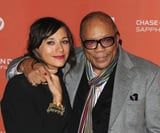 25+ Sweet Photos of Quincy and Rashida Jones Being the Cutest Father-Daughter Duo