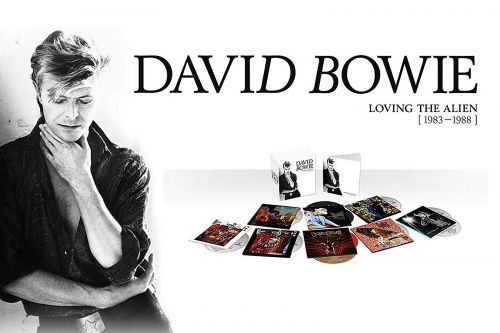 Stumbling Into Town Like a Sacred Cow: 'Loving the Alien' Chronicles David Bowie in the '80s