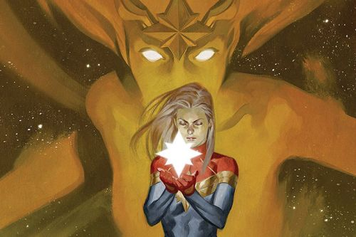 Carol Danver'sPast Has a Twist in 'The Life of Captain Marvel 4'