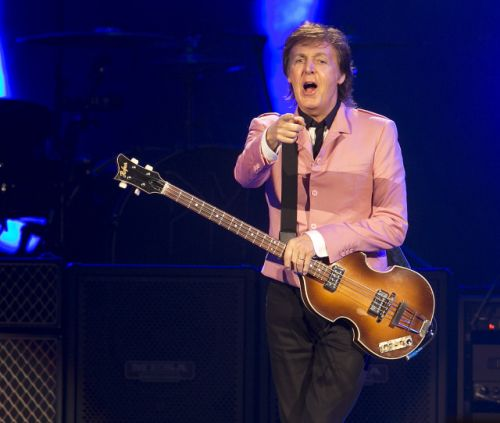 It's McCartney: ACL Fest pulls off its biggest-name headliner in years