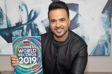 Luis Fonsi Breaks Seven Guinness World Records Titles Thanks To 'Despacito'