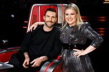 Kelly Clarkson Reacts to Adam Levine Leaving 'The Voice': 'It'll Be Weird Going to Work'