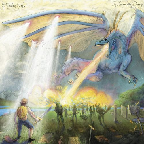 The Mountain Goats reveal new album In League with Dragons: Stream