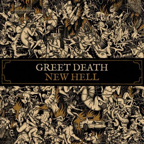 Stream Greet Death's New Album New Hell