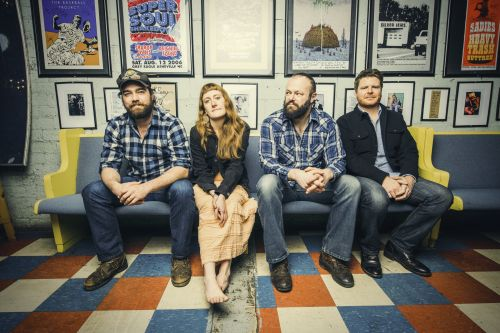 """Amanda Anne Platt & The Honeycutters Offer Up More Than Just Another Road Song With """"18 Wheels"""""""