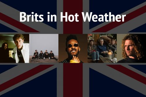 Brits in Hot Weather 16