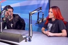 Halsey and Yungblud Discuss Relationship, New Collaboration '11 Minutes': Watch