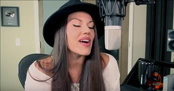Singer Gives Pop Song 'The Middle' Christian Makeover