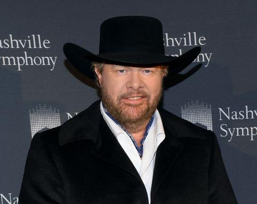 Immediately After His Second Impeachment, Donald Trump Gave Medals To Toby Keith & Ricky Skaggs