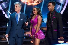 Tinashe Notches Highest Score Of The Episode During 'DWTS' Debut: Watch