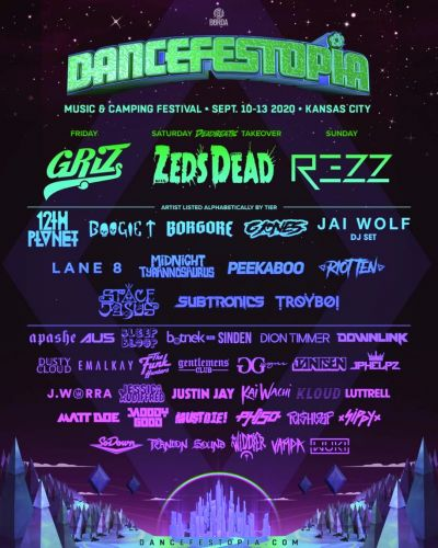Kansas City Approves Dancefestopia Fest For September