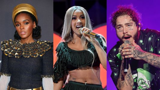 Cardi B, Janelle Monáe, Post Malone, and More to Perform at This Year's Grammys