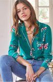 12 Floral Tops You'll Want For Summer but Can Wear Through Fall