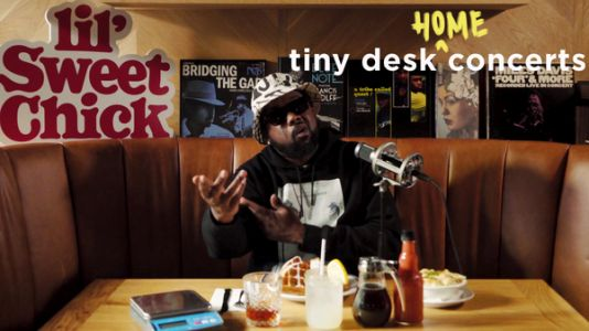 Conway The Machine: Tiny Desk Concert