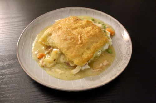 Joanna Gaines's Chicken Pot Pie Recipe Is as Comforting as It Is Delicious