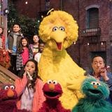 Join Anne Hathaway, Lin-Manuel Miranda, and Elmo For a Virtual Sesame Street Play Date